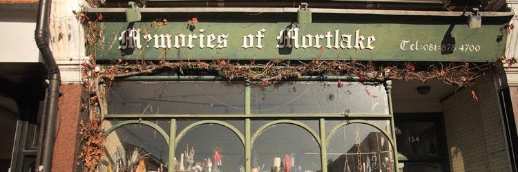 Memories of Mortlake
